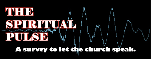 THE SPIRITUAL PULSE SURVEY. A survey to let the church speak